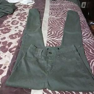 Vibrant M.i.u. high waist skinny jean